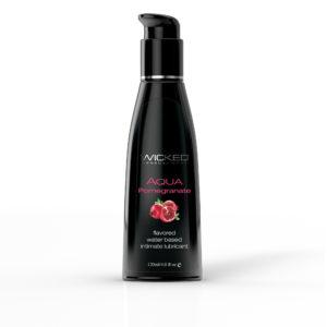 Aqua Pomegranate 4 oz