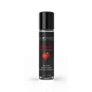 Aqua Strawberry 1 oz