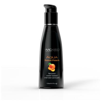 Aqua Sweet Peach 4 oz